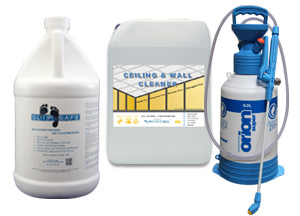 Specialist Cleaning Products