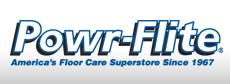 Powr Flite Logo