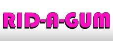 Rid A Gum Remover Logo